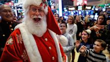The charts are pointing to a Santa Claus rally for small caps