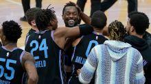 Kings' Harrison Barnes wins Oscar Robertson Award for on-court, community excellence