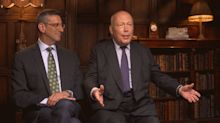 Downton Abbey: Exclusive Interview With Michael Engler & Julian Fellowes