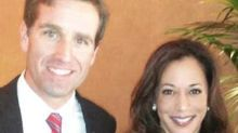 When Kamala Harris faced political heat, Joe Biden's son Beau had her back