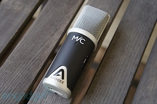 Apogee MiC review
