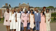 Founder of black choir from Harry and Meghan's wedding joins defence of Royal Family