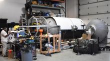 Some assembly required: OceanGate readies Titanic sub for the holidays
