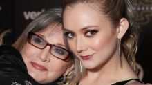Billie Lourd Sings a Song in Memory of Mom Carrie Fisher on Third Anniversary of Her Death