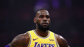 LeBron almost 'cracked' due to Lakers' struggles