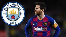 Messi na Premier League? Adversários já sonham (e temem) possível reforço do City