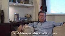Empresário Jorge Salgado se lança candidato à presidência do Vasco