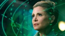 First Look: Carrie Fisher as General Leia in Star Wars 8