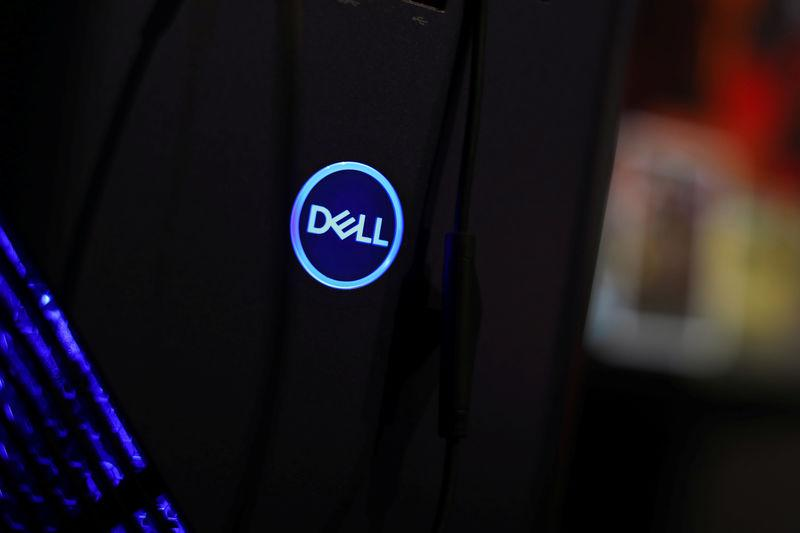 Dell cuts full-year revenue forecast on PC chip shortage