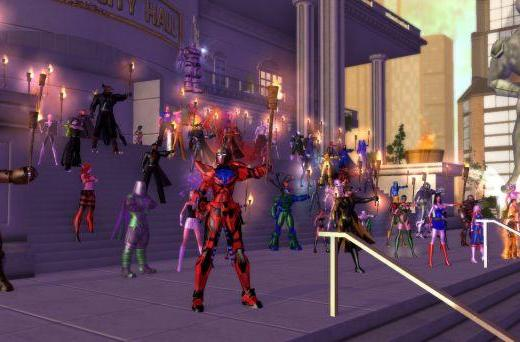Players allegedly negotiating with NCsoft to buy City of Heroes