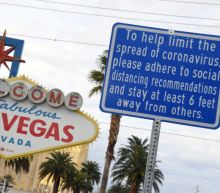 Las Vegas casino workers abandoned in 'ghost town'