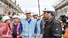 Nick Knowles commends Princes William and Harry for 'inspiring' work with veterans and 'brave' DIY SOS stint
