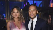 Chrissy Teigen shares adorable first photo of newborn son — and reveals his cute name!