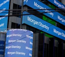 Morgan Stanley falls short, Facebook cracks down, Apple may slow down hiring