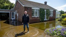 Flooded Lincolnshire town Wainfleet faces more rain this week