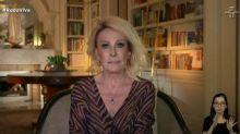 No 'Roda viva', Ana Maria Braga diz que já sofreu assédio e comenta do novo câncer e do vício pelo cigarro