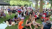 Partiers flock to the Parkway to celebrate July 4th