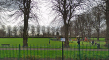 Walthamstow murder probe: Man charged after death of man in north London park