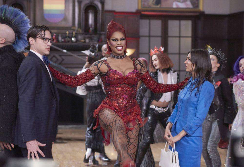 Hear Laverne Cox Slay 'Sweet Transvestite' for Fox's Rocky Horror