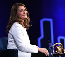 Melinda Gates on capitalism: 'We don't have it all right'
