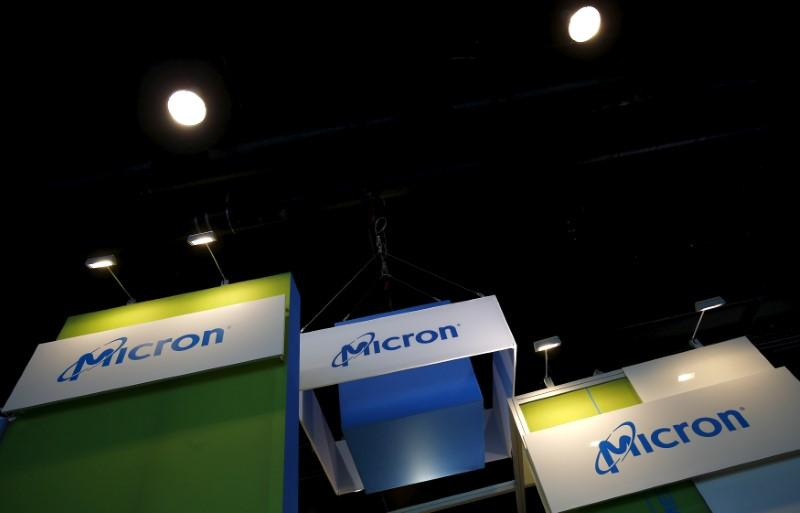 Micron sees revenue above estimates as demand rises for remote-work devices