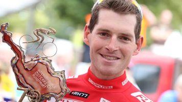 Radsport: Ö-Tour: Hermans siegt - Pernsteiner Zweiter