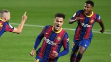 Barcelona 1-1 Sevilla: Ronald Koeman's 100% run halted as Europa League holders claim Camp Nou draw