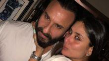 In Pics: Kareena Kapoor's Birthday Bash With Saif, Karisma & More