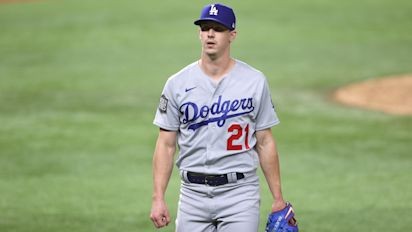 Focused Buehler keeping Dodgers locked in