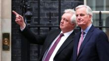 Barnier: 'Not a minute to lose on Brexit talks' after customs union confirmation