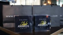 Singaporean trend-setters honoured at the Zalora Style Awards 2017