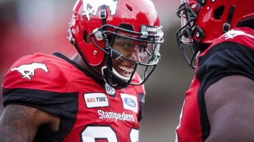Calgary Stampeders re-sign receiver Kamar Jorden to two-year deal