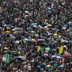 'Tiananmen Square' crackdown in Hong Kong would harm trade deal: Trump