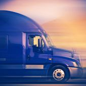Feds want trucks and buses to slow down, and the trucking industry agrees