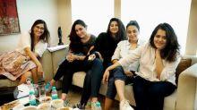 Kareena Kapoor Khan, Sonam Kapoor, Swara Bhaskar & Shikha Talsania begin prep for Veere Di Wedding