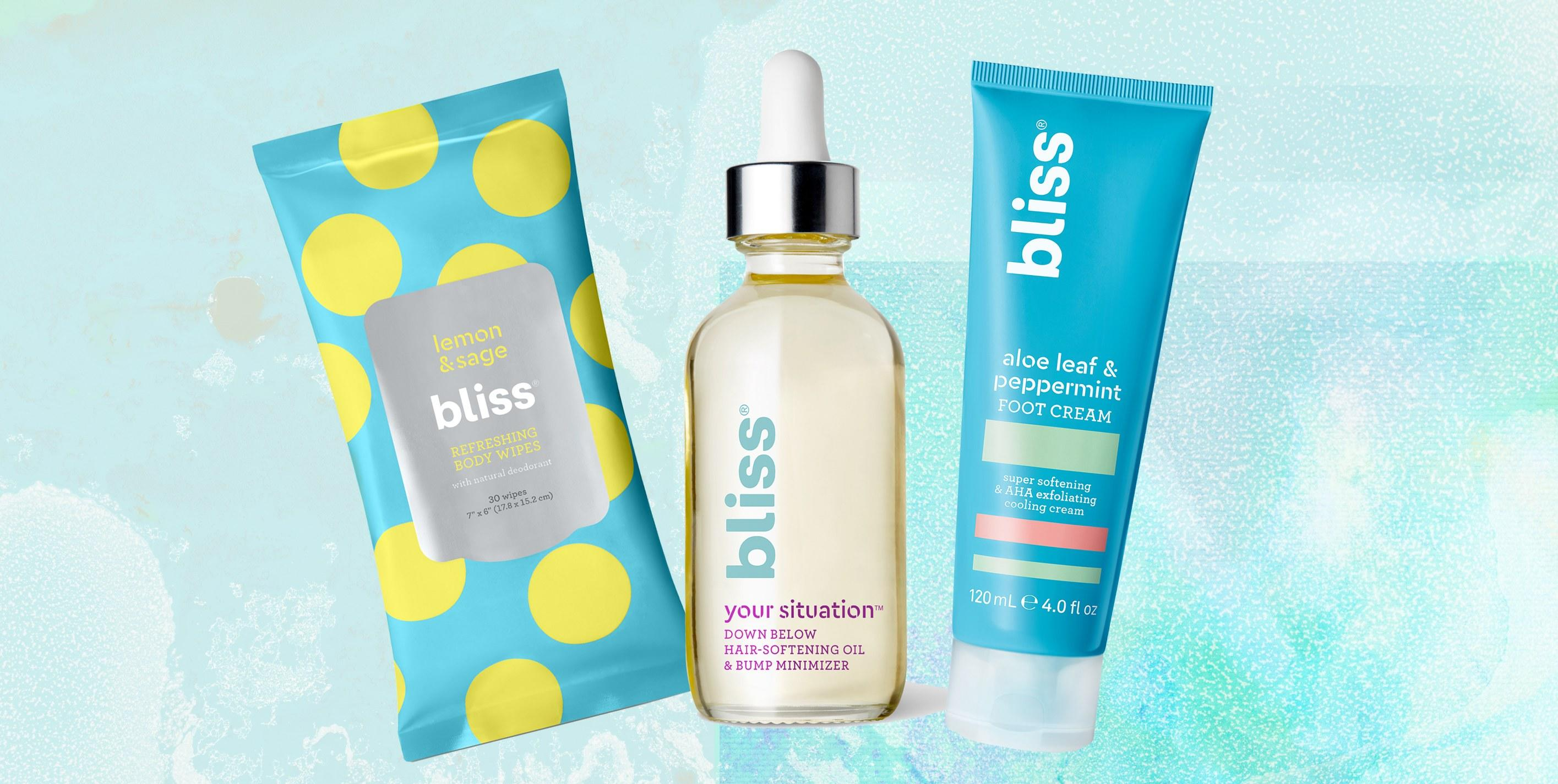 Bliss, the Fan-Favorite Spa Brand, Is Relaunching Its Entire Line at ...