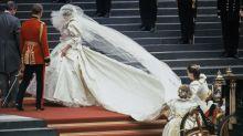 Las 5 meteduras de pata de Lady Di y Carlos en el día de su boda