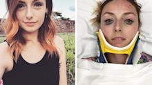 Woman leaves fantastic review of stubborn eyeliner after car crash