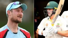 Banned Aussie star's classy nod to 'good mate'