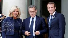 France's Macron turns to Sarkozy amid 'yellow vest' protests