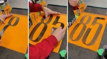 Bunnings workers reveal secret behind orange sale signs
