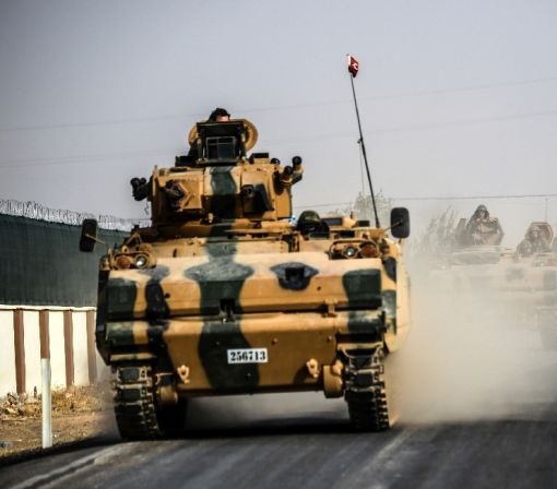 Clashes between Turkey, US-backed Kurds in Syria 'unacceptable': Pentagon