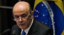 Toffoli suspende duas investigações contra o senador José Serra