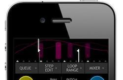 triqtraq for iOS, an electro jam sequencer app