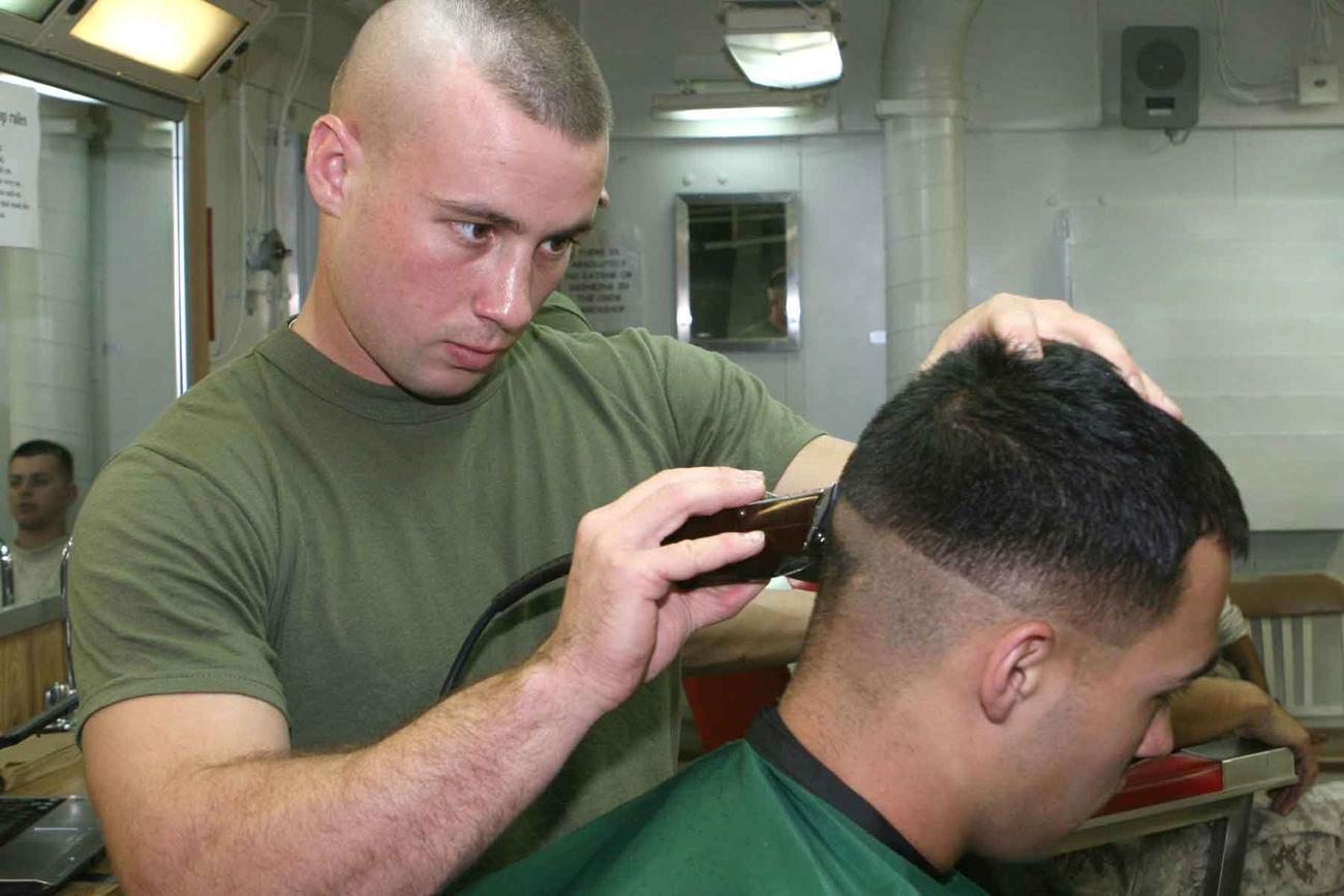 The Marines Could Be the Next Military Service to Get New Grooming Rules