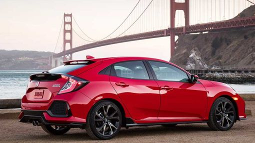 Honda Civic Hatchback Pricing Announced and the Chevy Equinox Gets a Diesel Engine: The Evening Rush