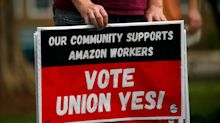 Amazon warehouse workers' fight to unionize far from over