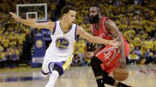 Stephen Curry has made picked his non-Warriors MVP, at least for now