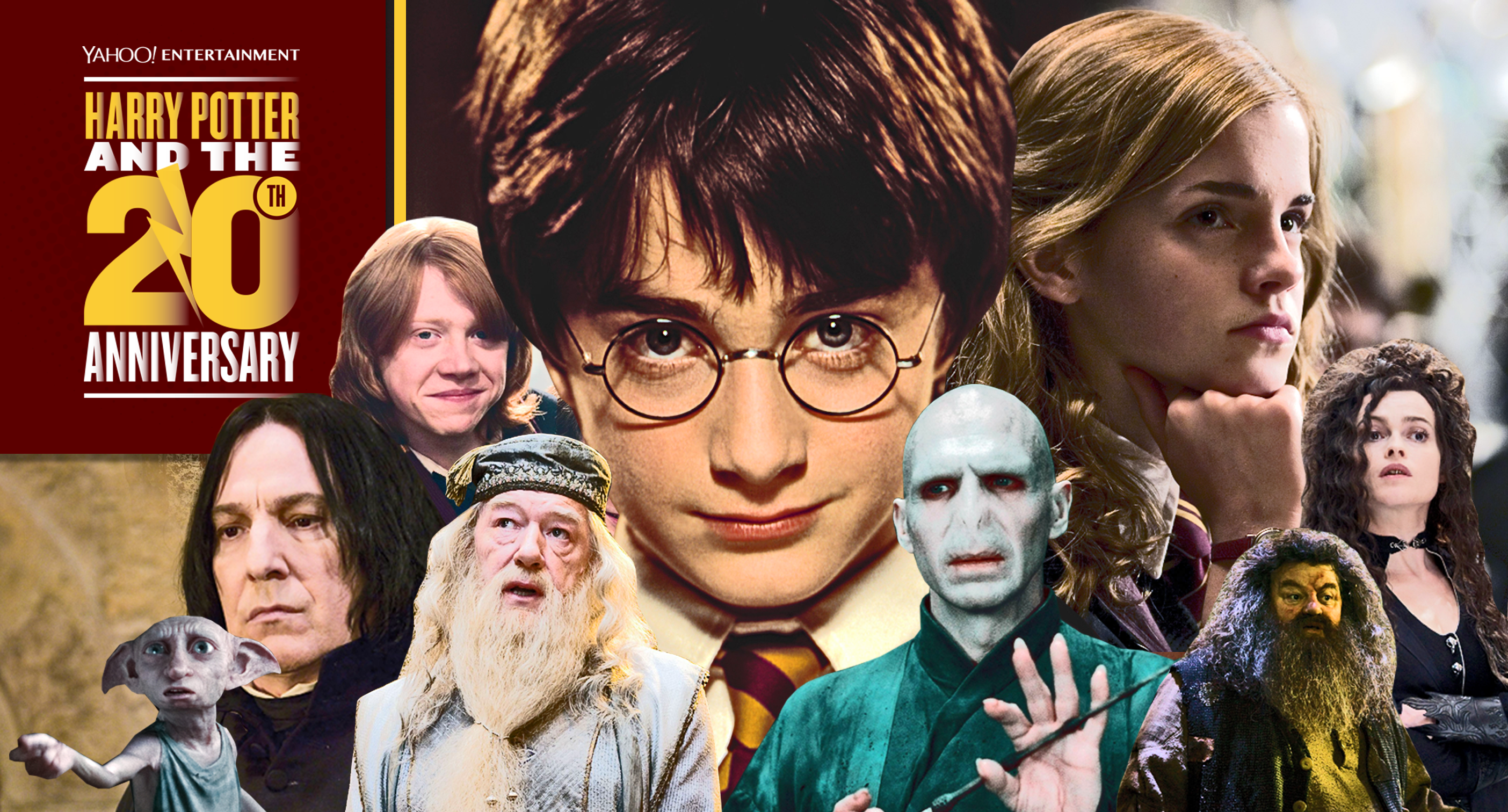 I Watched All 8 Harry Potter Movies For The First Time