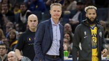 Steve Kerr: Warriors not being in bubble is 'actually kind of painful'
